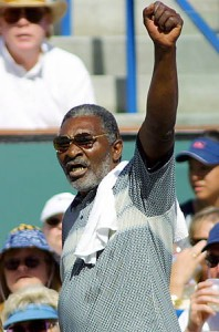 Richard Williams, father of US tennis stars Serena