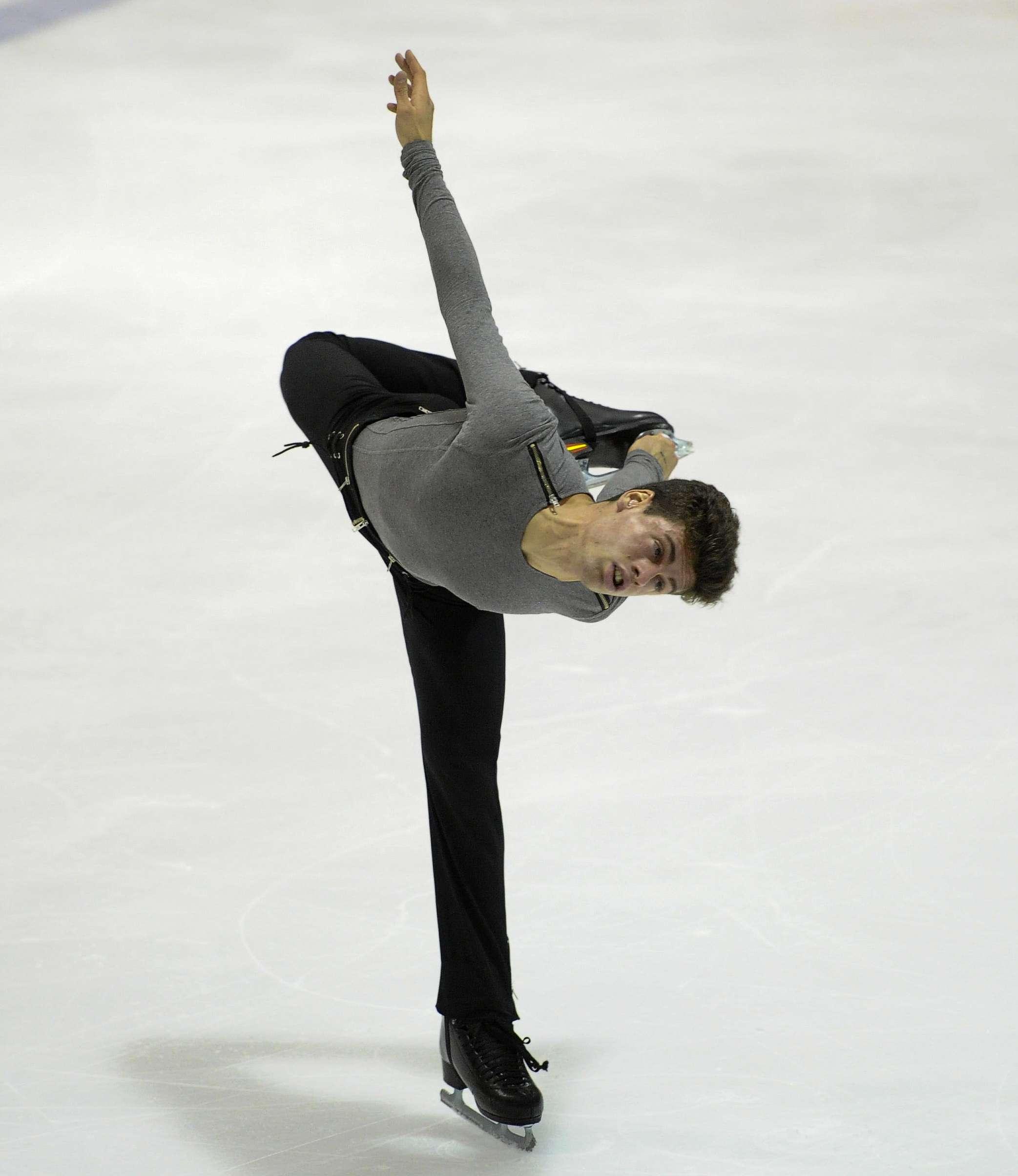 La atención y la concentración en gimnasia y patinaje artístico